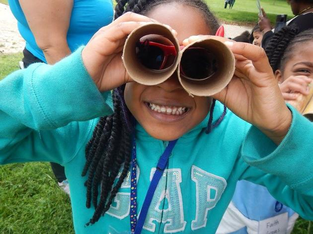 Make Your Own Binoculars